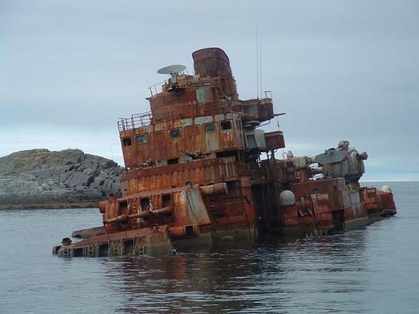 Belgrano Sinking