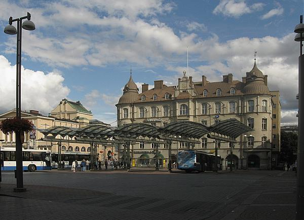 Tampereen Keskustori