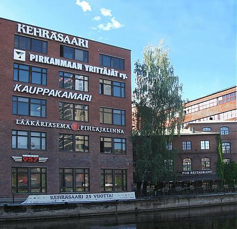 Tampere Ostoskeskus