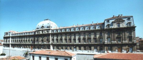 Caserne du muy marseille rue bugeaud - Tribunal d instance de salon de provence ...