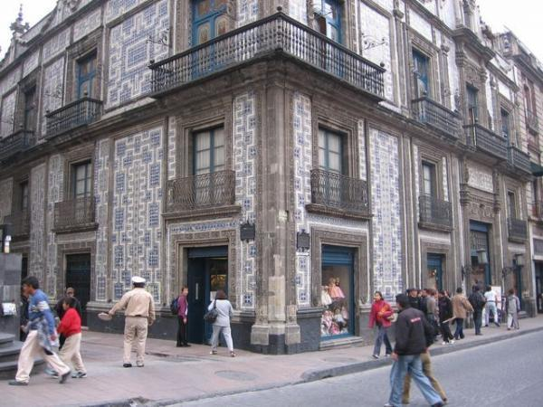 Casa de los azulejos sanborns greater mexico city for Sanborns azulejos restaurante