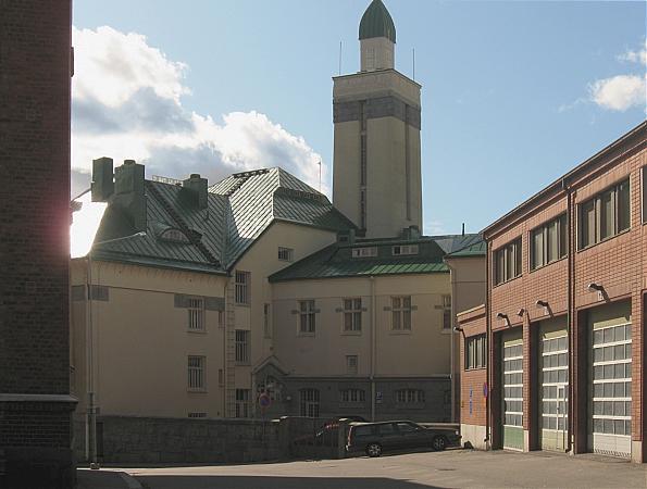 Paloasema Tampere