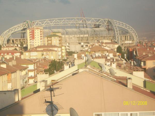 Kayseri Kadir Has Şehir Stadyumu , kayseri