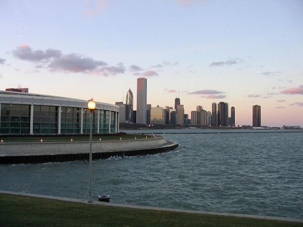 The Shedd Aquarium - Chicago, Illinois museum, public aquarium ...