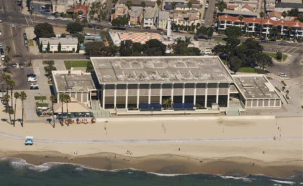 Belmont Plaza Pool Site Long Beach California