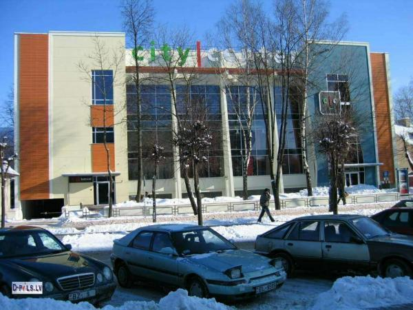 City Center Daugavpils