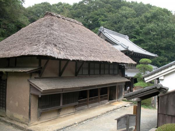 Nihon Minka En Japanese Open Air Folk House Museum