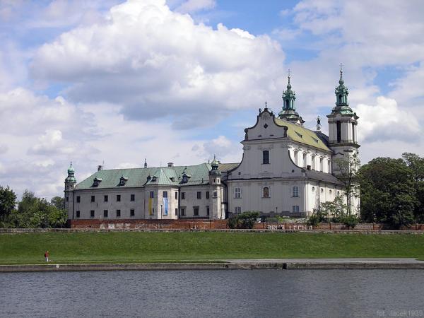 Skałka -  kościół Paulinów Na Skałce