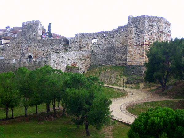 Berat, Albania Castle