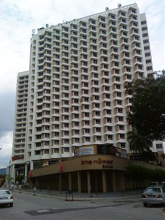 The Nomad Sucasa Service Apartments