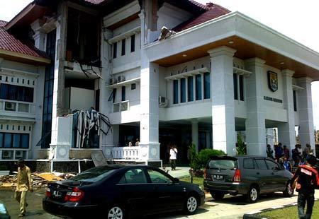 Kantor Walikota Padang Padang