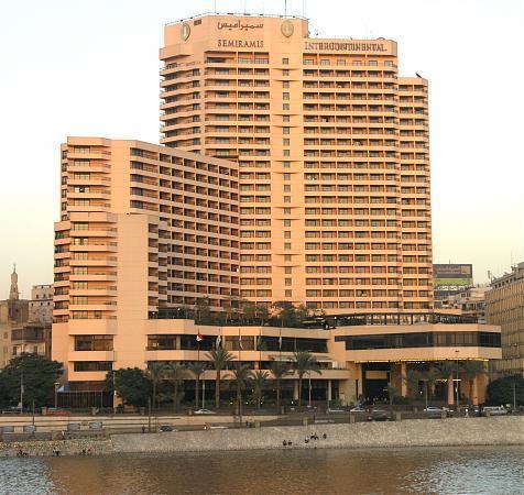 Semiramis Hotel Cairo