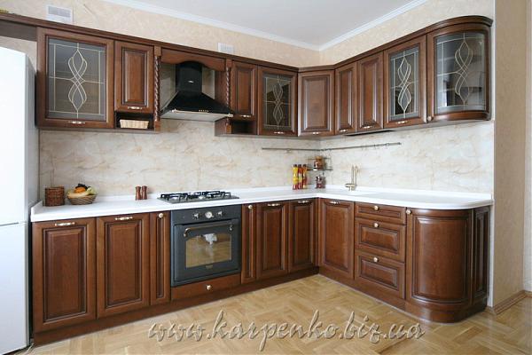 Кухни дизайн киев