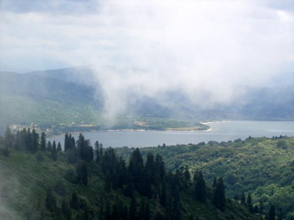 ткибульское водохранилище рыбалка