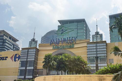 Mid Valley Megamall Kuala Lumpur