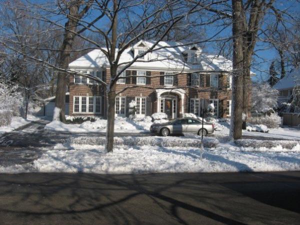 Home Alone 1 Amp 2 Filming Location Winnetka Illinois