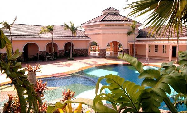 Mediterranean Villas Clubhouse
