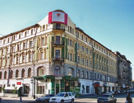 гостиница азимут отель олимпик москва