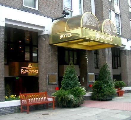 hotels travel amsrd renaissance amsterdam hotel