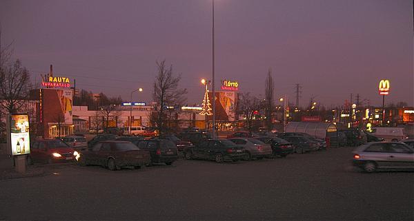 Puuilo Tampere, Lielahti Tampere