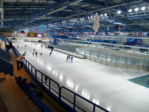 Тюмень, мечтающая о звании одной из хоккейных столиц, взялась за возведение ледового дворца, дабы местным...