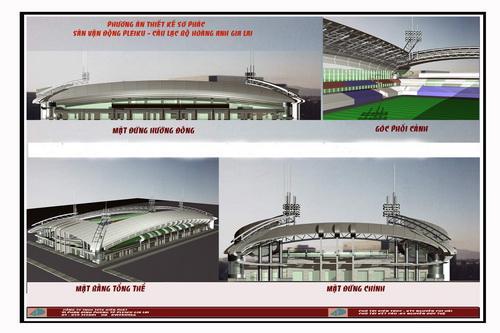 Dong San Sân Vận Động Thành Phố Pleiku
