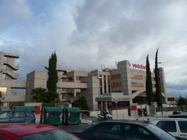 Vodafone espa a alcobendas oficina - Oficinas vodafone madrid ...