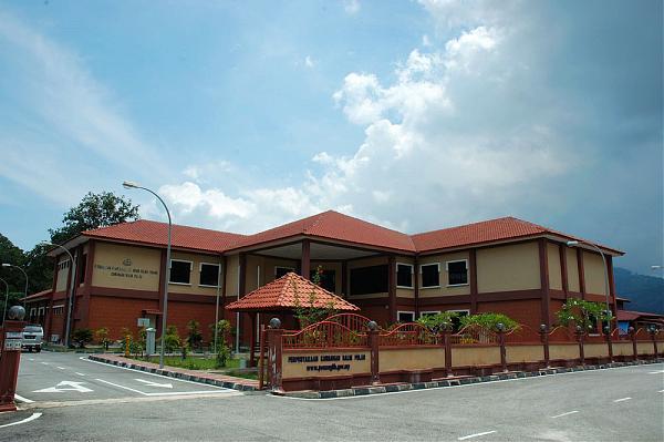 Perpustakaan Awam Cawangan Balik Pulau Balik Pulau