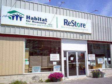 Habitat for humanity restore kingston ontario