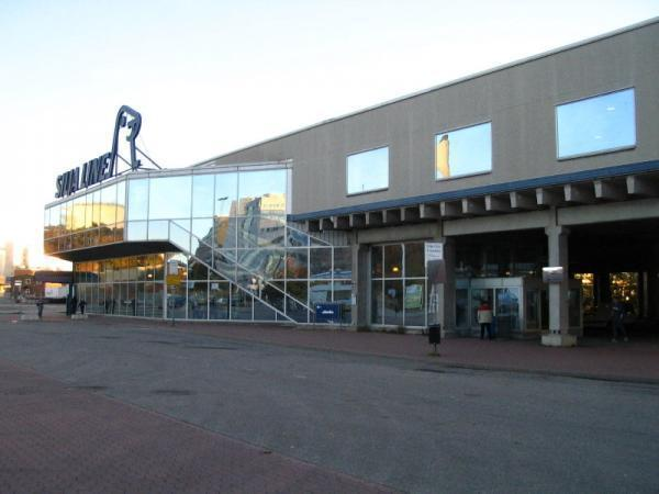 Silja line terminal stockholm