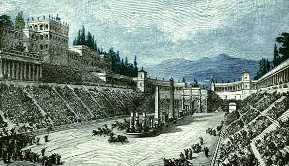 Circus Maximus Rome Fran 231 Ais
