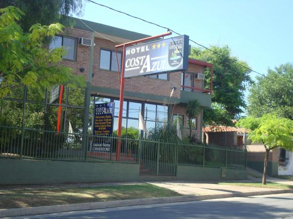 Costa azul hotel villa carlos paz cordoba argentine - Carlos cordoba ...