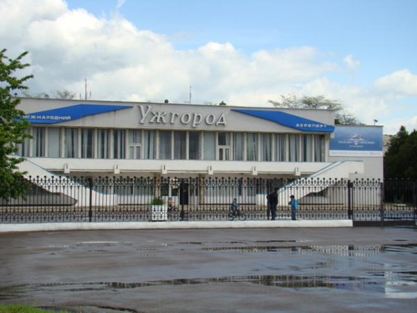 Аэропорт Ужгород (Uzhgorod Airport).2