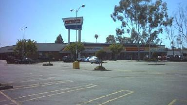 Pep Boys Formerly Made Into A Walmart Garden Grove