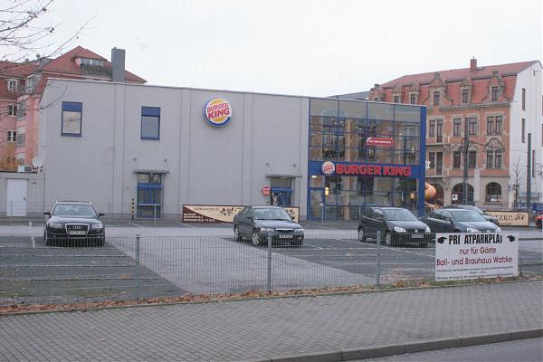 Burger King Filiale Pieschen Süd Dresden Restaurant Burger