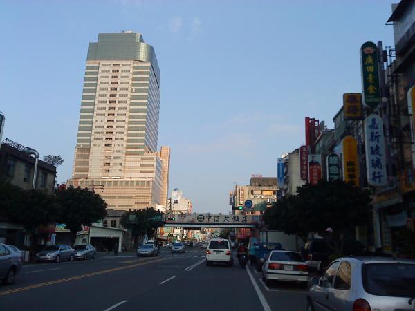 Zhongli City Chungli City