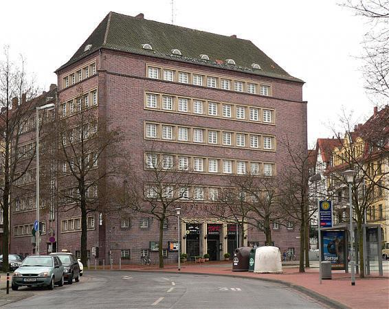 Theater Am Kuchengarten Tak Hannover