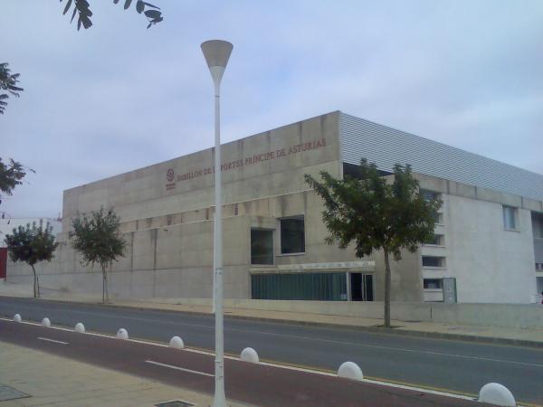Pabell n de deportes pr ncipe de asturias huelva - Pabellon de deportes de madrid ...