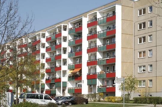 Wohnanlage parsteiner ring 1 5 berlin wohnanlage for Mehrfamilienhaus brandenburg