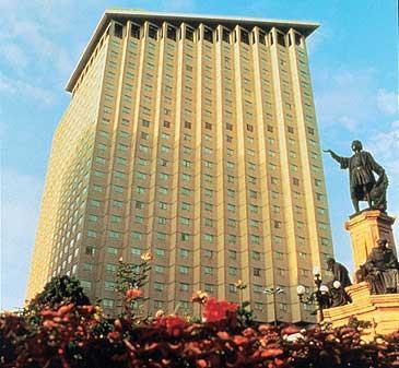 Hotel Fiesta Americana Reforma 193 Rea Conurbada De La