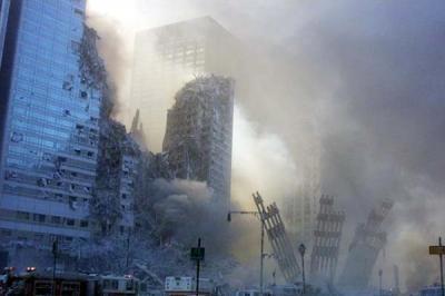 Former 3 World Trade Center Marriott World Trade Center New York City New York