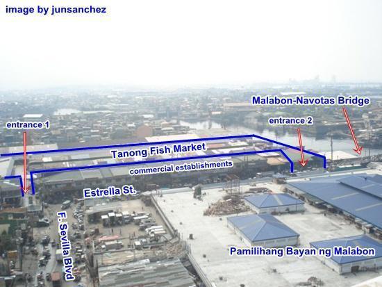 Ta ong fish market or consignacion malabon for Hagen s fish market