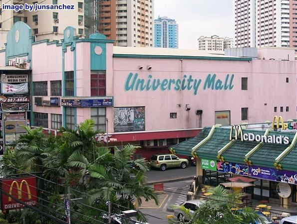 College Of Saint Scholastica >> University Mall - Manila