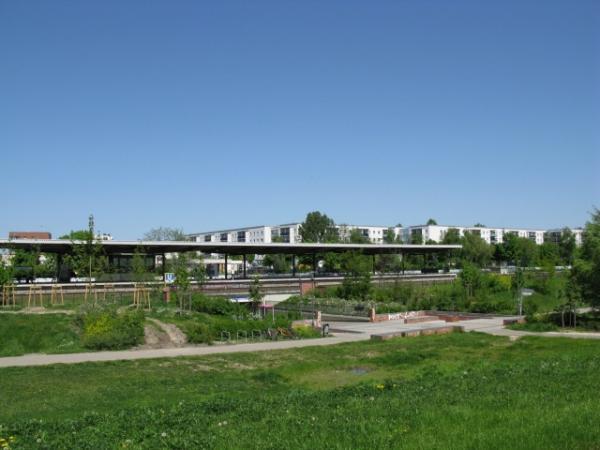 Berlin-Marzahn station #