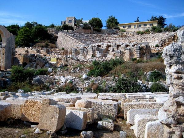 Elaiussa Sebaste (Cilicia)
