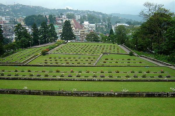 Kohima World War Ii Cemetery Kohima