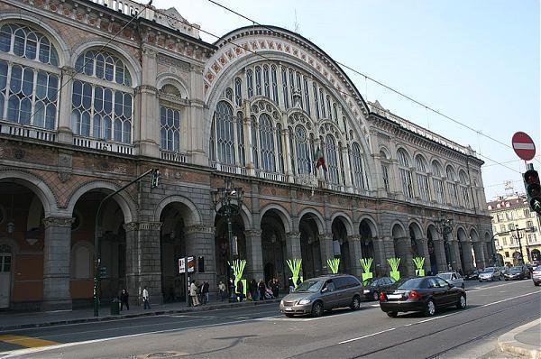 Stazione fs porta nuova torino - Turin porta nuova ...