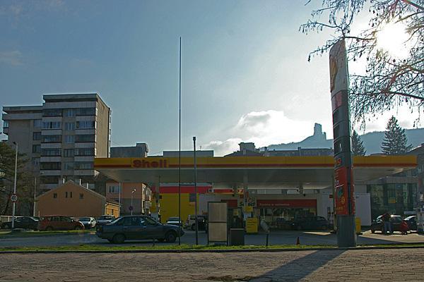 Shell 3024 Шумен Център
