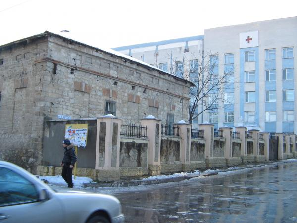 Городская поликлиника 8 на пушкинской