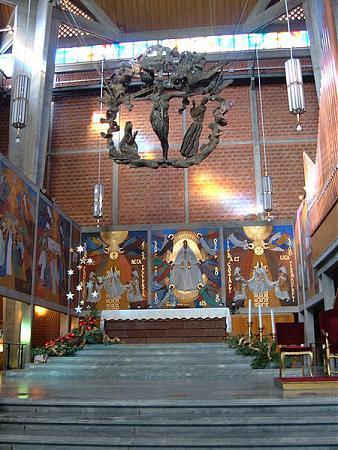Chiesa di san gregorio vii roma for Arredamento via gregorio vii roma